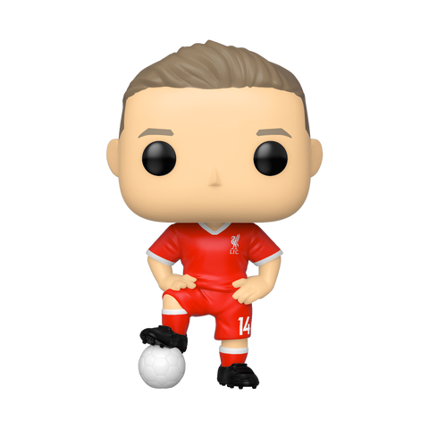 Funko Pop! Sports - Football: Liverpool #26 - Jordan Henderson - Simply Toys
