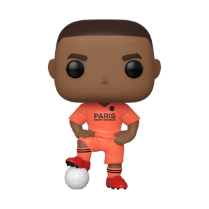 Funko Pop! Sports - Football: Paris Saint-Germain #30 - Kylian Mbappe (Away Kit) - Simply Toys
