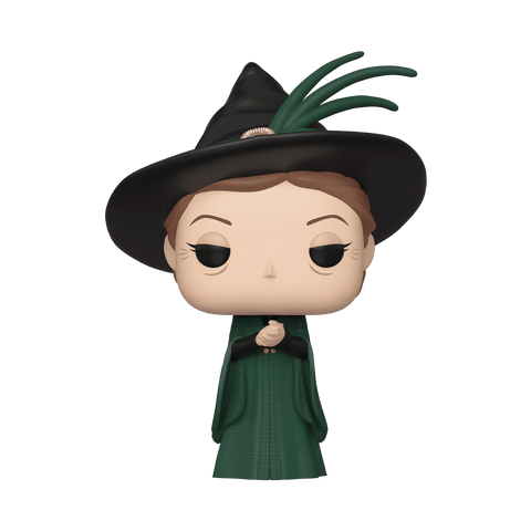 Funko Pop! Movies - Harry Potter #93 - Minerva McGonagall - Simply Toys