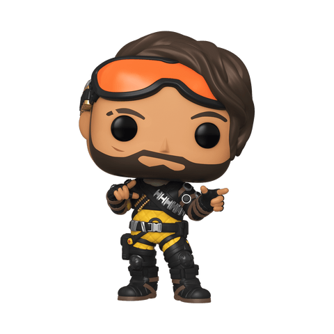 Funko Pop! Games - Apex Legends #547 - Mirage - Simply Toys