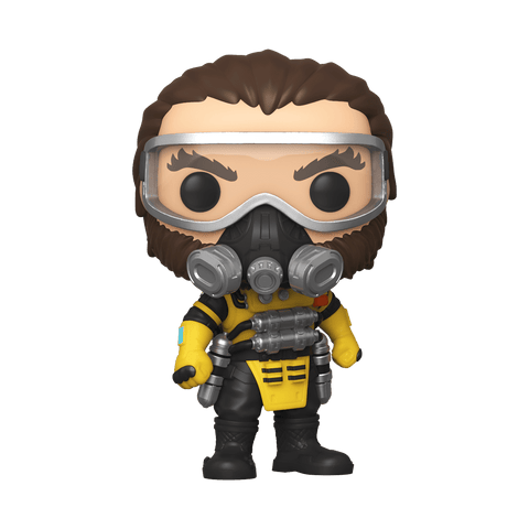 Funko Pop! Games - Apex Legends #548 - Caustic - Simply Toys