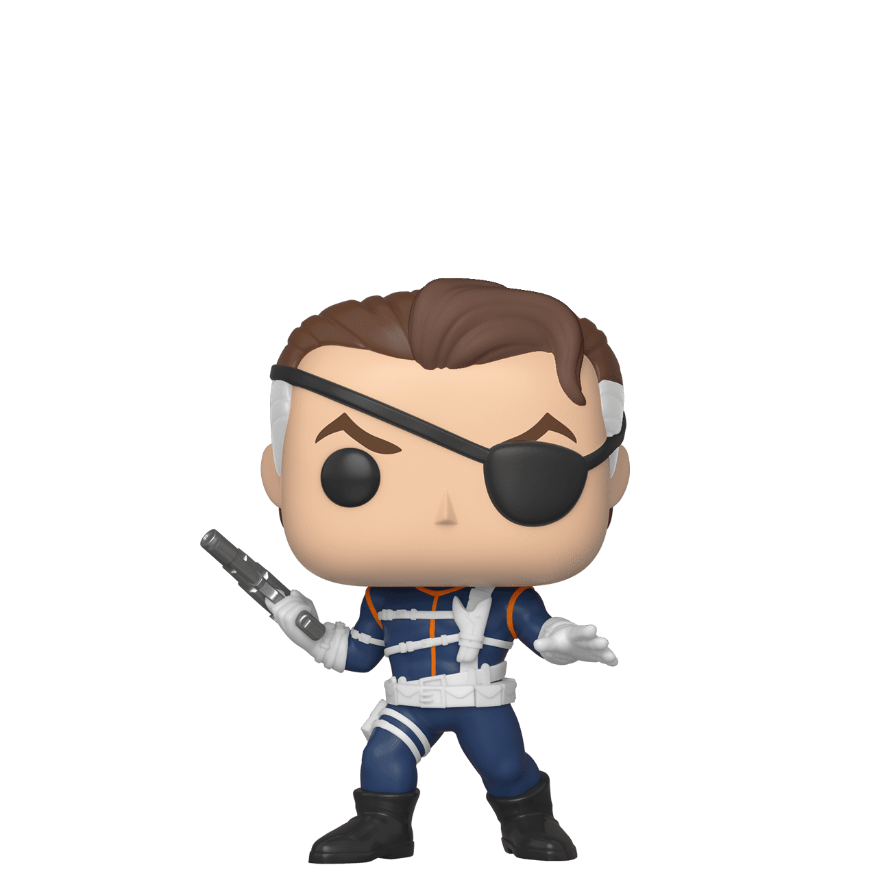 Funko Pop! MARVEL - MARVEL #618 - Nick Fury (First Appearance) (Fall Convention 2019 Exclusive) - Simply Toys