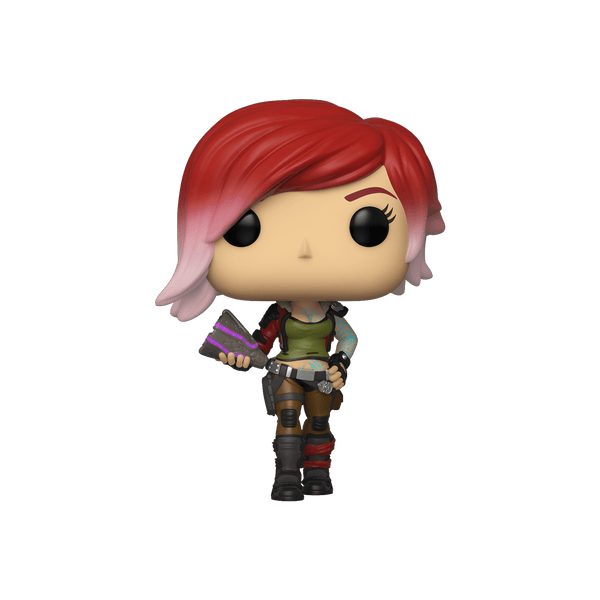 Funko Pop! Games - Borderlands 3 #524 - Lilith (with Vault Key) - Simply Toys