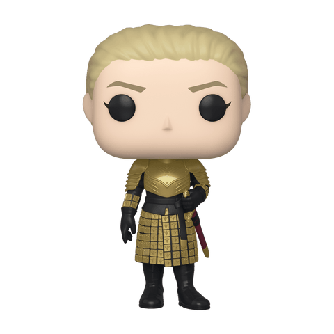 Funko Pop! Television - Game of Thrones #87 - Ser Brienne of Tarth (Exclusive) - Simply Toys