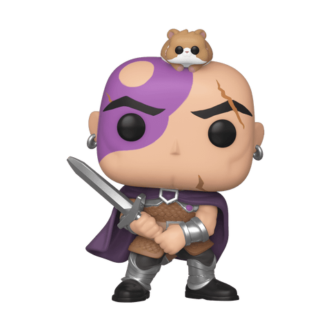 Funko Pop! Games - Dungeons & Dragons #574 - Minsc & Boo - Simply Toys