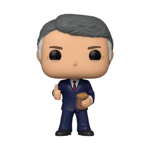 Funko Pop! Icons - American History #48 - Jimmy Carter - Simply Toys