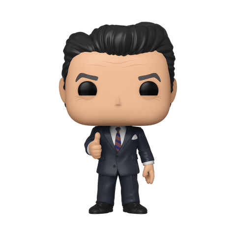 Funko Pop! Icons - American History #49 - Ronald Reagan - Simply Toys