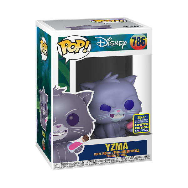 Funko Pop! Disney - The Emperor's New Groove #786 - Yzma as Cat (Summer Convention 2020 Exclusive)