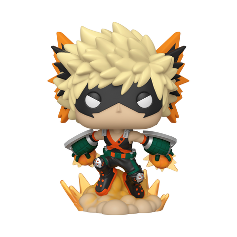 Funko Pop! Animation – My Hero Academia #803 – Katsuki Bakugo (Summer Convention 2020 Exclusive)