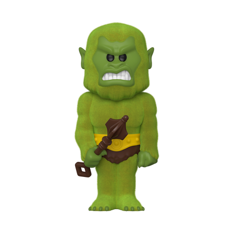 Funko SODA  - Masters of the Universe - Moss Man (Flocked) (Summer Convention 2020 Exclusive)