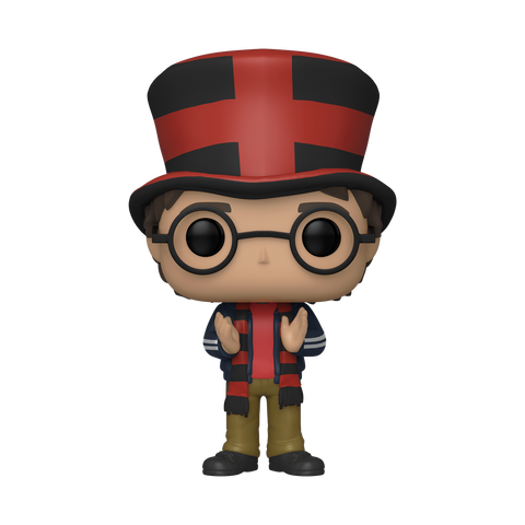 Funko Pop! Movies – Harry Potter #120 – Harry Potter (at World Cup) (Summer Convention 2020 Exclusive)