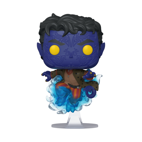 Funko Pop! MARVEL – MARVEL  #490 – Nightcrawler (Teleporting) (Summer Convention 2020 Exclusive)
