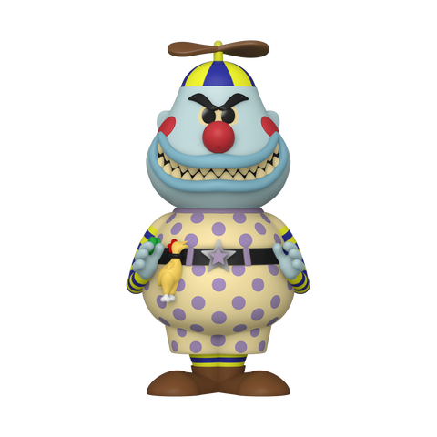 Funko SODA  - The Nightmare Before Christmas - Clown (with Tearaway Face) (Summer Convention 2020 Exclusive)