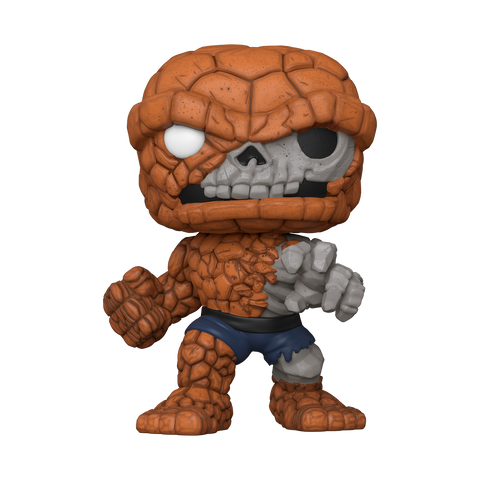 Funko Pop! MARVEL – MARVEL Zombies #665 – Zombie The Thing (10 inch) (Summer Convention 2020 Exclusive)