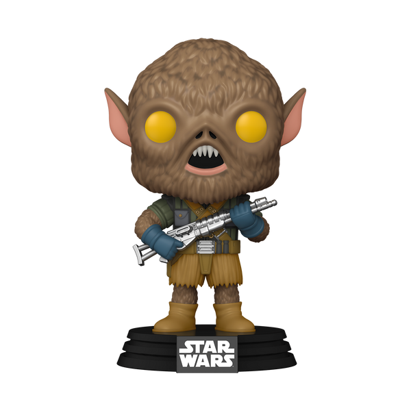 Funko Pop! Star Wars - Star Wars: Empire Strikes Back 40th Anniversary #387 - Chewbacca (Concept) (Exclusive)