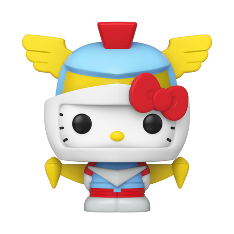 Funko Pop! Animation – Sanrio #39 – Hello Kitty (Robot) (Kaiju Collab) (Summer Convention 2020 Exclusive)