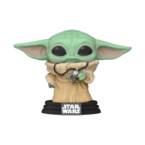 [PRE-ORDER] Funko Pop! Star Wars - The Mandalorian #398 - The Child With Necklace (Fall Convention 2020 Exclusive)