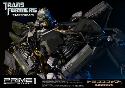 Prime 1 Studios - Transformers Statue -  Museum Masterline Transformers Starscream (Exclusive)