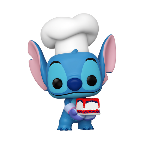 [PRE-ORDER] Funko Pop! Disney - Lilo & Stitch - Stitch (Baker) (Fall Convention 2020 Exclusive)