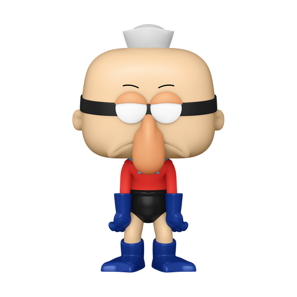 [PRE-ORDER] Funko Pop! Animation - Spongebob Squarepants #835 - Barnacle Boy (Fall Convention 2020 Exclusive)
