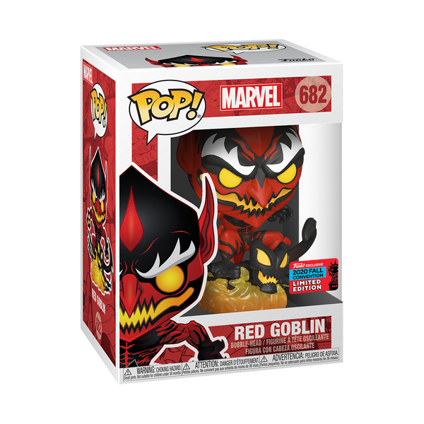 [PRE-ORDER] Funko Pop! Marvel - Marvel #682 - Red Goblin (Fall Convention 2020 Exclusive)
