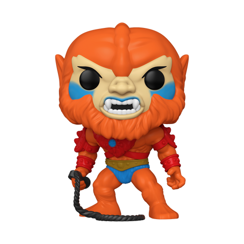 [PRE-ORDER] Funko Pop! Animation - Master Of The Universe - 10 Inch Beast Man (Fall Convention 2020 Exclusive)