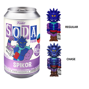 [PRE-ORDER] Funko SODA - Master Of The Universe - Spikor With Chase (Fall Convention 2020 Exclusive)