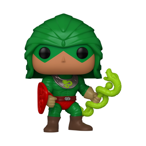 [PRE-ORDER] Funko Pop! Animation - Master Of The Universe #1038 - King Hiss (Fall Convention 2020 Exclusive)