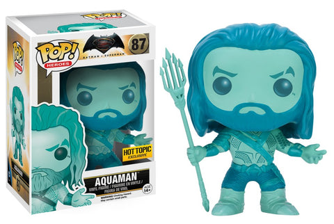 Funko Pop! DC - Batman vs Superman #87 - Aquaman (Simply Toys Exclusive) - Simply Toys
