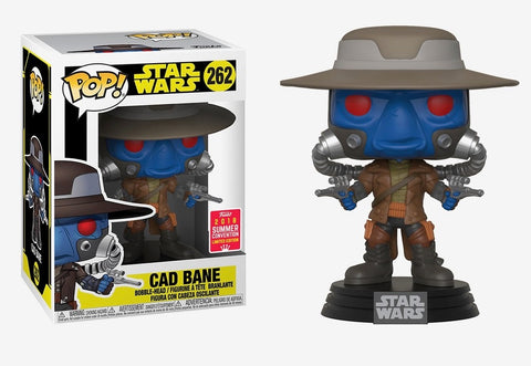Funko Pop! Television - Star Wars Rebels #262 - Cad Bane (Exclusive) - Simply Toys