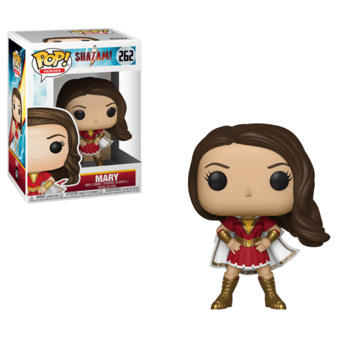 Funko Pop! Movies - Shazam #262 - Mary - Simply Toys