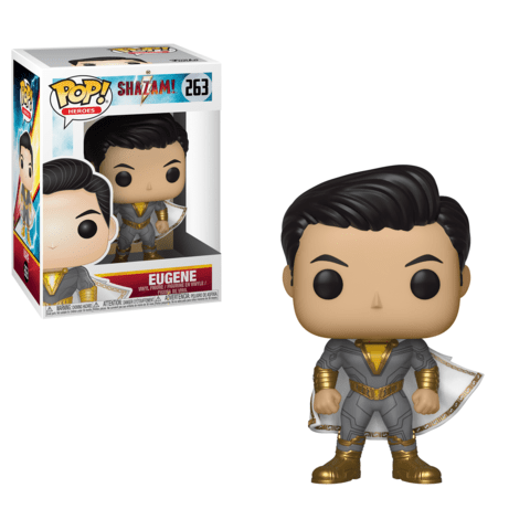 Funko Pop! Movies - Shazam #263 - Eugene - Simply Toys