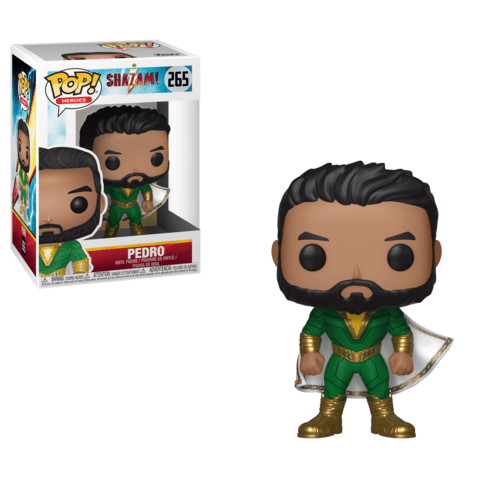 Funko Pop! Movies - Shazam #265 - Pedro - Simply Toys