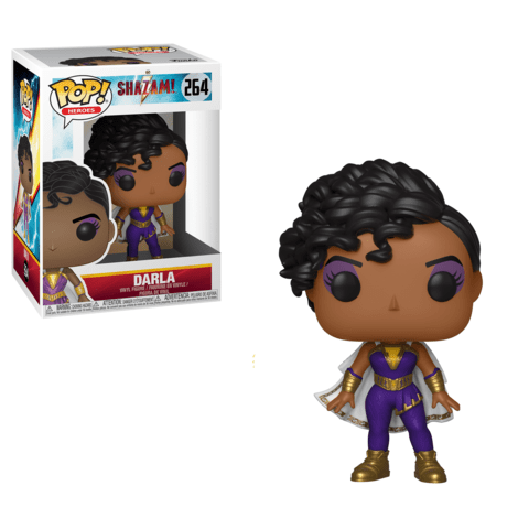 Funko Pop! Movies - Shazam #264 - Darla - Simply Toys