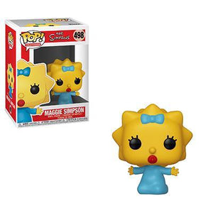 Funko Pop! Animation – The Simpsons #498 – Maggie Simpson - Simply Toys