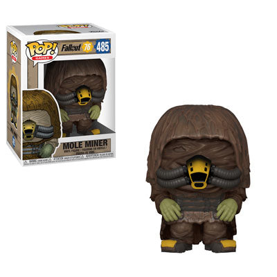 Funko Pop! Games - Fallout 76 #485 - Mole Miner - Simply Toys