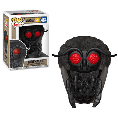 Funko Pop! Games - Fallout 76 #484 - Mothman - Simply Toys