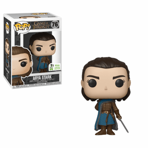 Funko Pop! Television - Game of Thrones #76 - Arya Stark (Exclusive) - Simply Toys