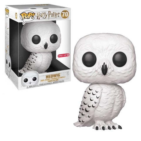 Funko Pop! Movies - Harry Potter #70 - Hedwig (10 inch) (Exclusive) - Simply Toys