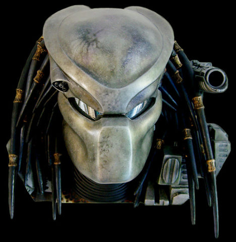 Hollywood Collectibles Group Prop Replica - Predator Bio Helmet (Limited 1,000 worldwide) - Simply Toys