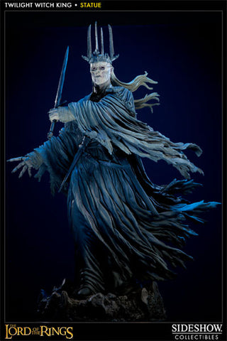 Sideshow Collectibles - Lord of the Rings Statue - Twilight Witch-king