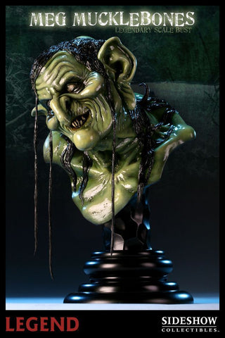 Sideshow Collectibles Legendary Scale Bust - Meg Mucklebones