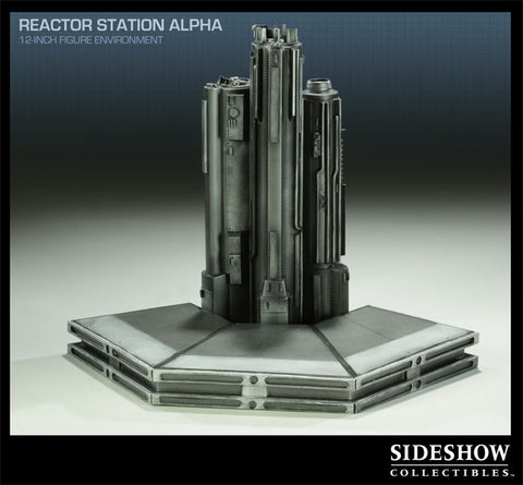 Sideshow Collectibles - Reactor Station : Alpha Environment