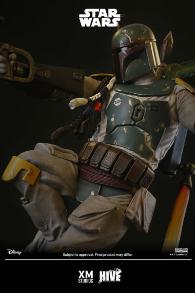 XM Studios 1/4 Scale Star Wars Premium Collectibles Statue - Boba Fett  (Limited 999 pieces) - Simply Toys