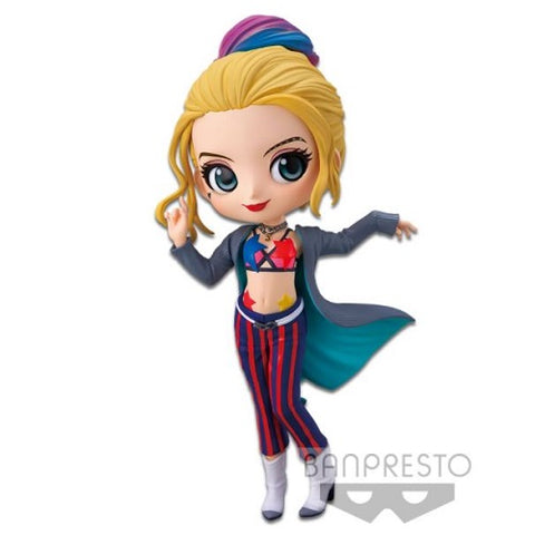 Copy of Banpresto DC Birds Of Prey Q Posket - Harley Quinn Vol.2 (Version B)