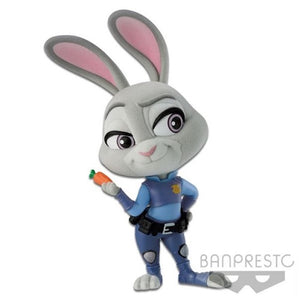 Banpresto Fluffy Puffy Disney Nicky & Judy - Police Costume (Version B: Judy)