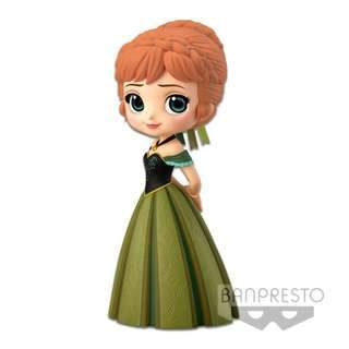 Banpresto Disney Q Posket - Anna (Coronation Style) (Regular Color Version) - Simply Toys