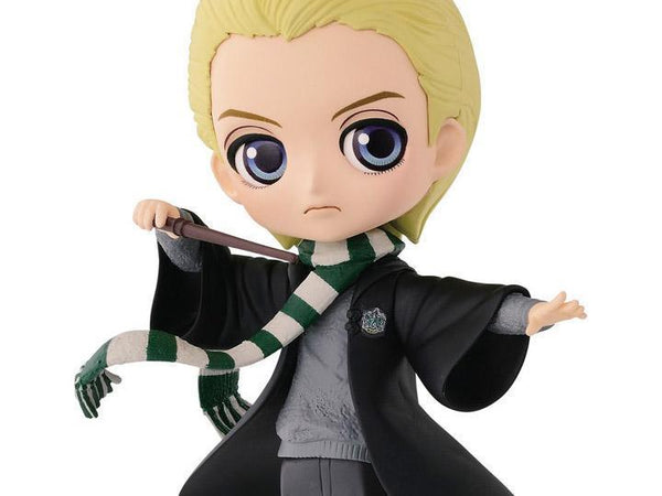 Banpresto Harry Potter Q Posket - Draco Malfoy (Normal Color Version) - Simply Toys