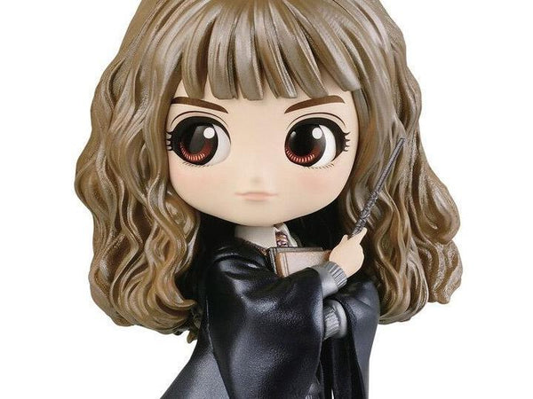 Banpresto Harry Potter Q Posket - Hermione Granger (Pearl Color Version) - Simply Toys