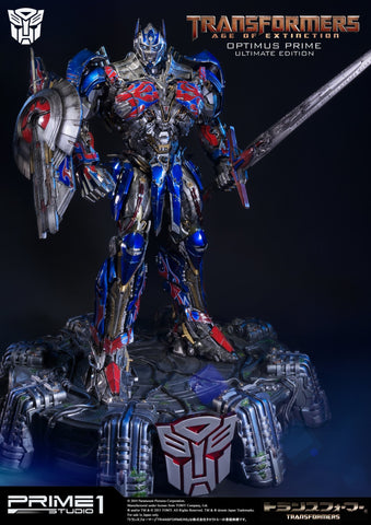 Prime 1 Studios - Transformers - Museum Masterline Optimus Prime Ultimate Edition     ( Exclusvie )